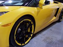 yellow car small